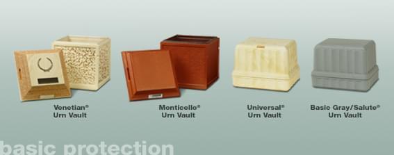 Basic Urn Vaults