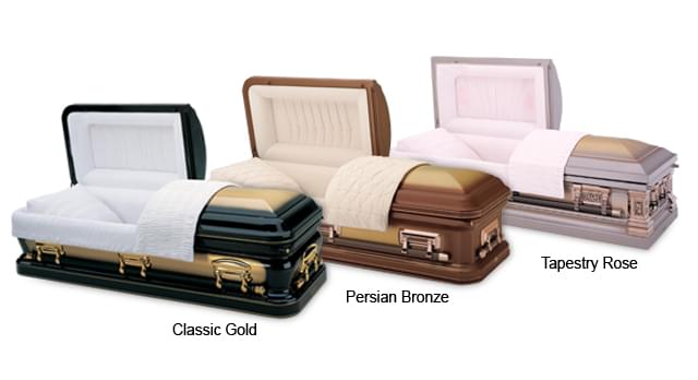 Metal Caskets