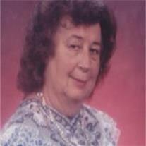 Virginia May  Packer