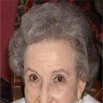 Joan Letha  Watson
