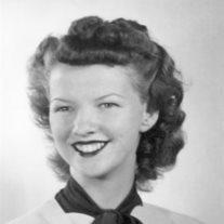 Doris Loraine Stapley