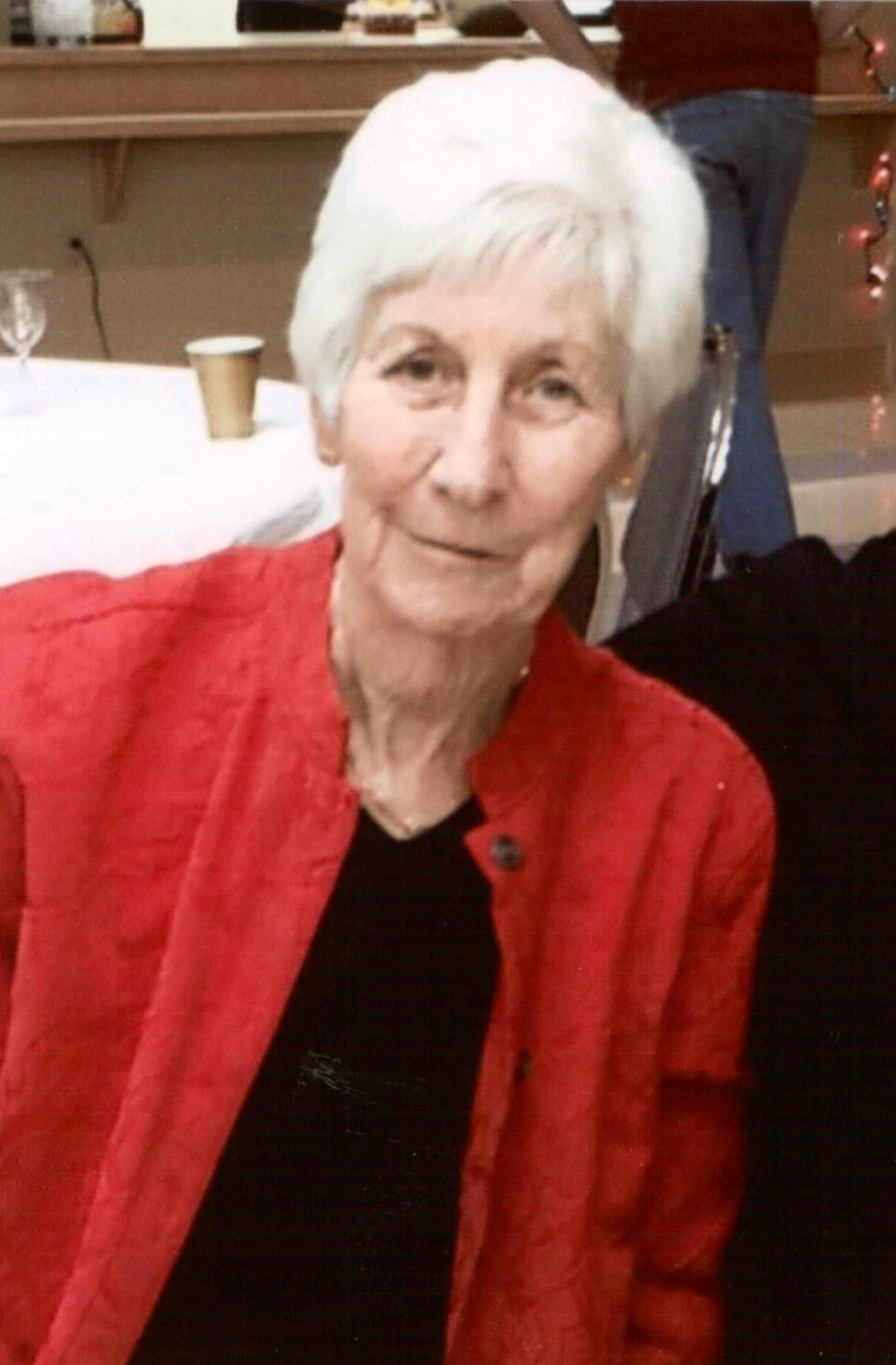 Marjorie Anne Moody