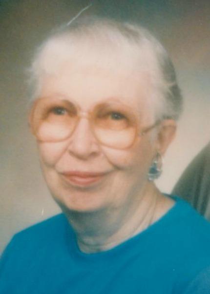 Mary Frances Blankenhorn