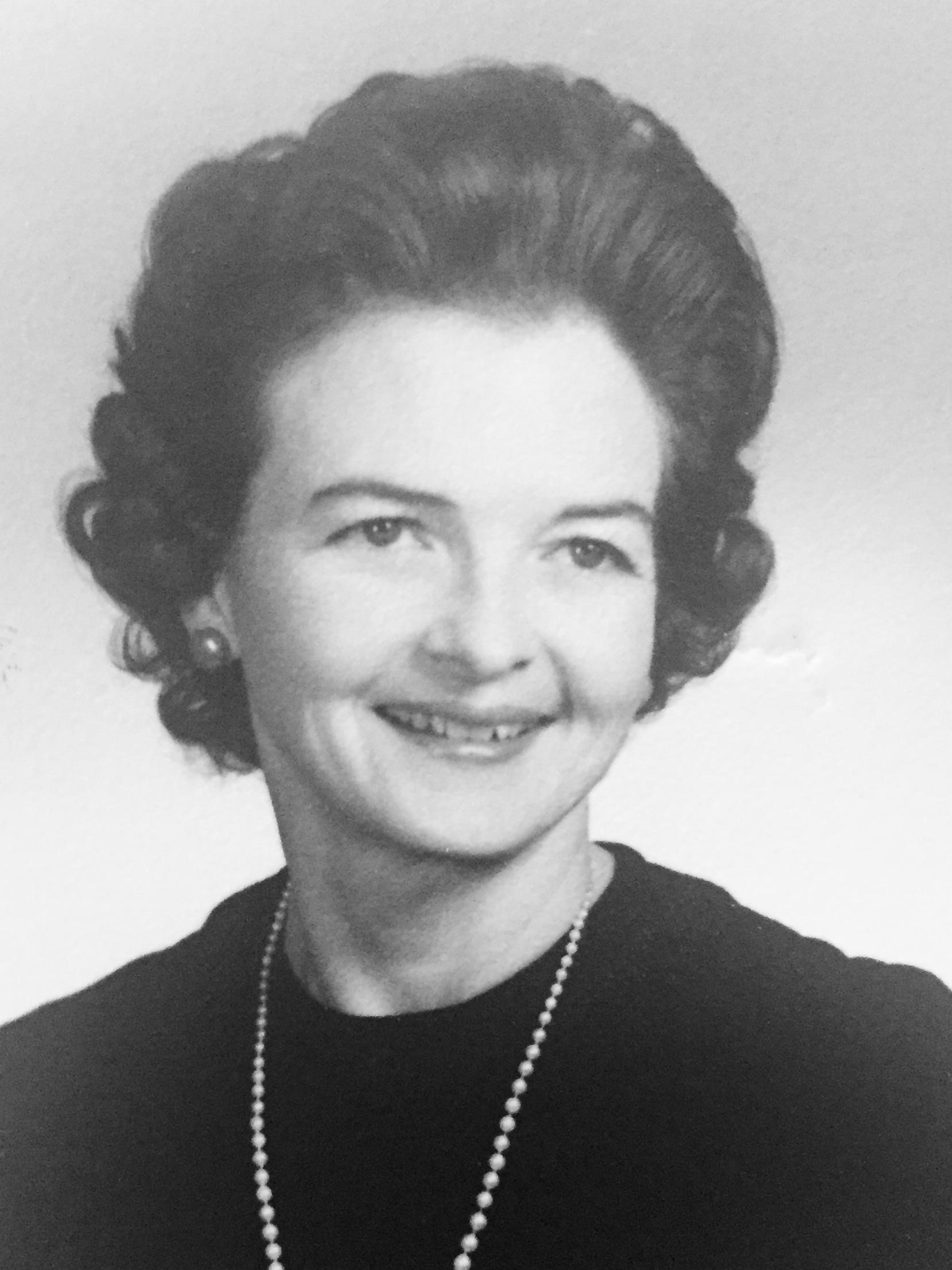 Nelson, Gladys Dixon