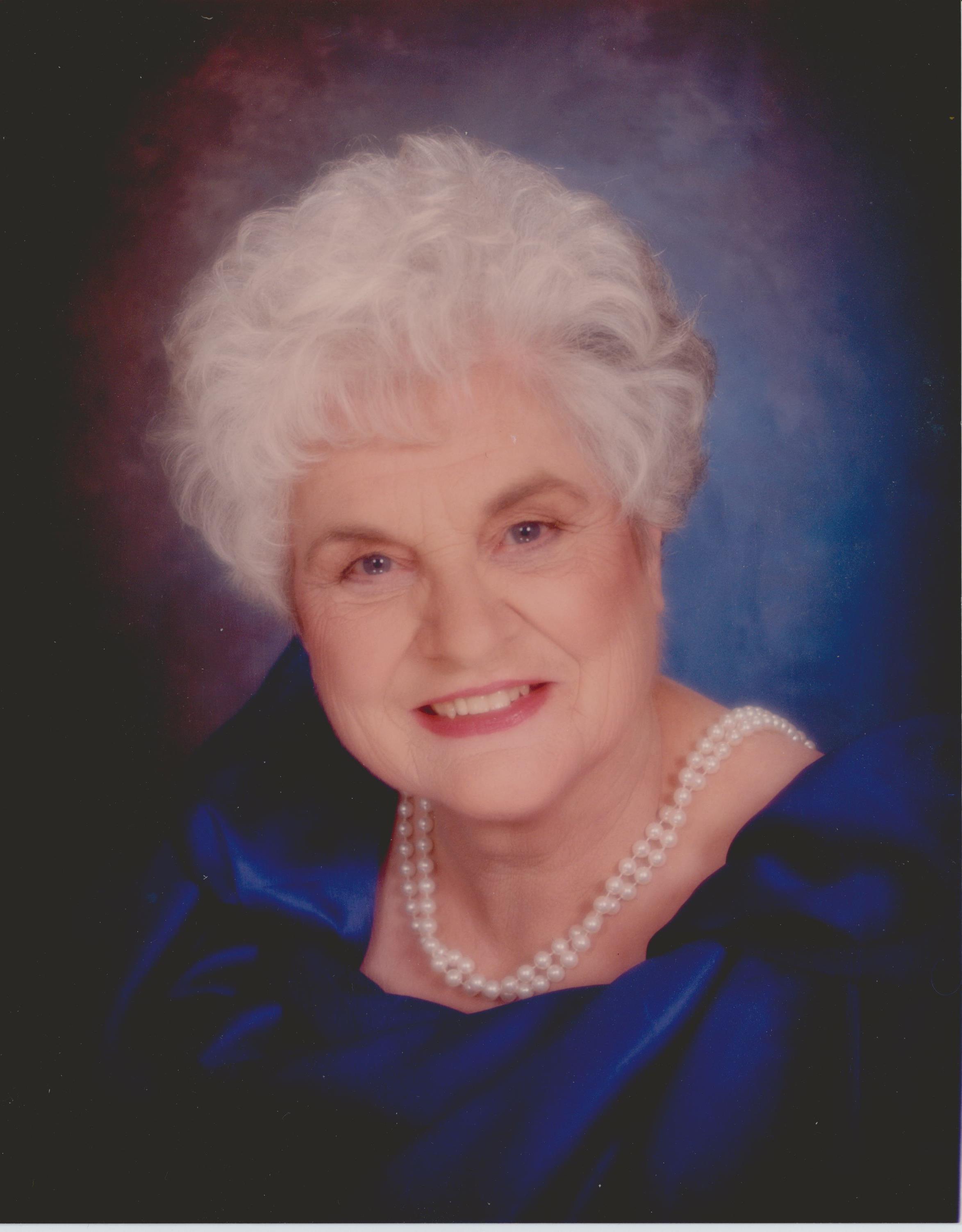 "Elizabeth ""Betty"" Muriel Lilas Spence Briggs"