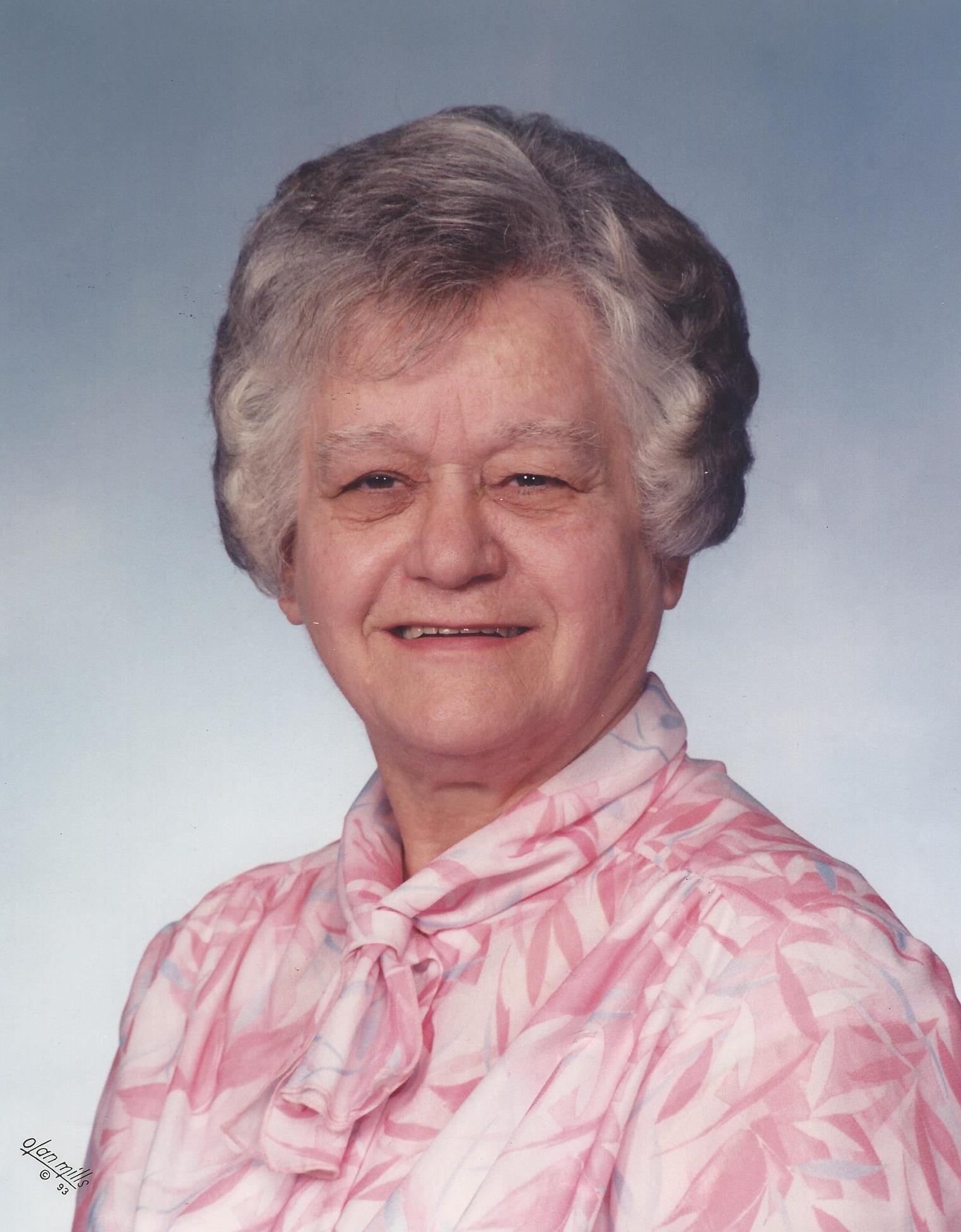 Jeanne Dorothy McArthur