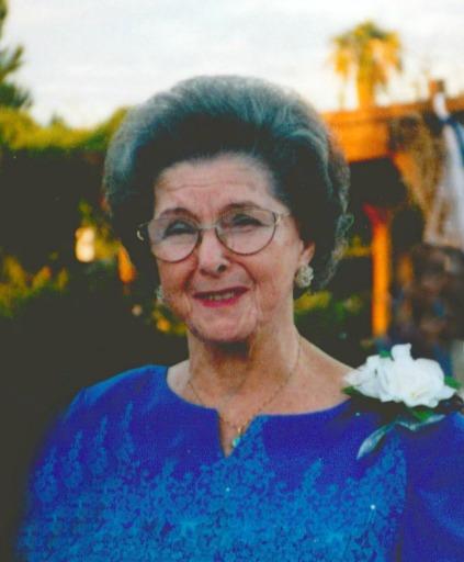 Margaret Jeanne Wright