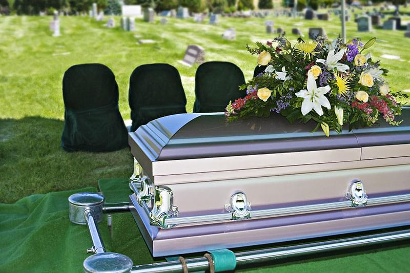 Burial Funeral