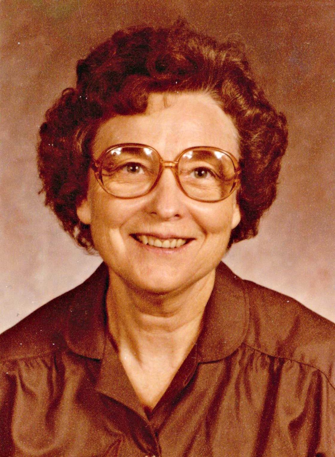 Hazel F. Eldridge