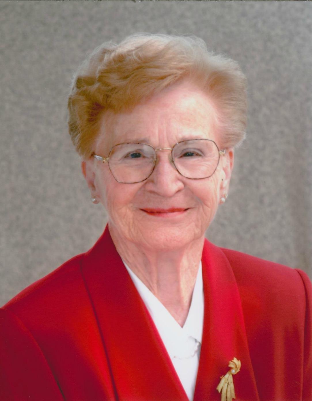 Mildred Elaine Quade