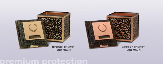 Premium Urn Vaults