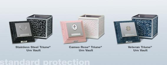 Standard Urn Vaults