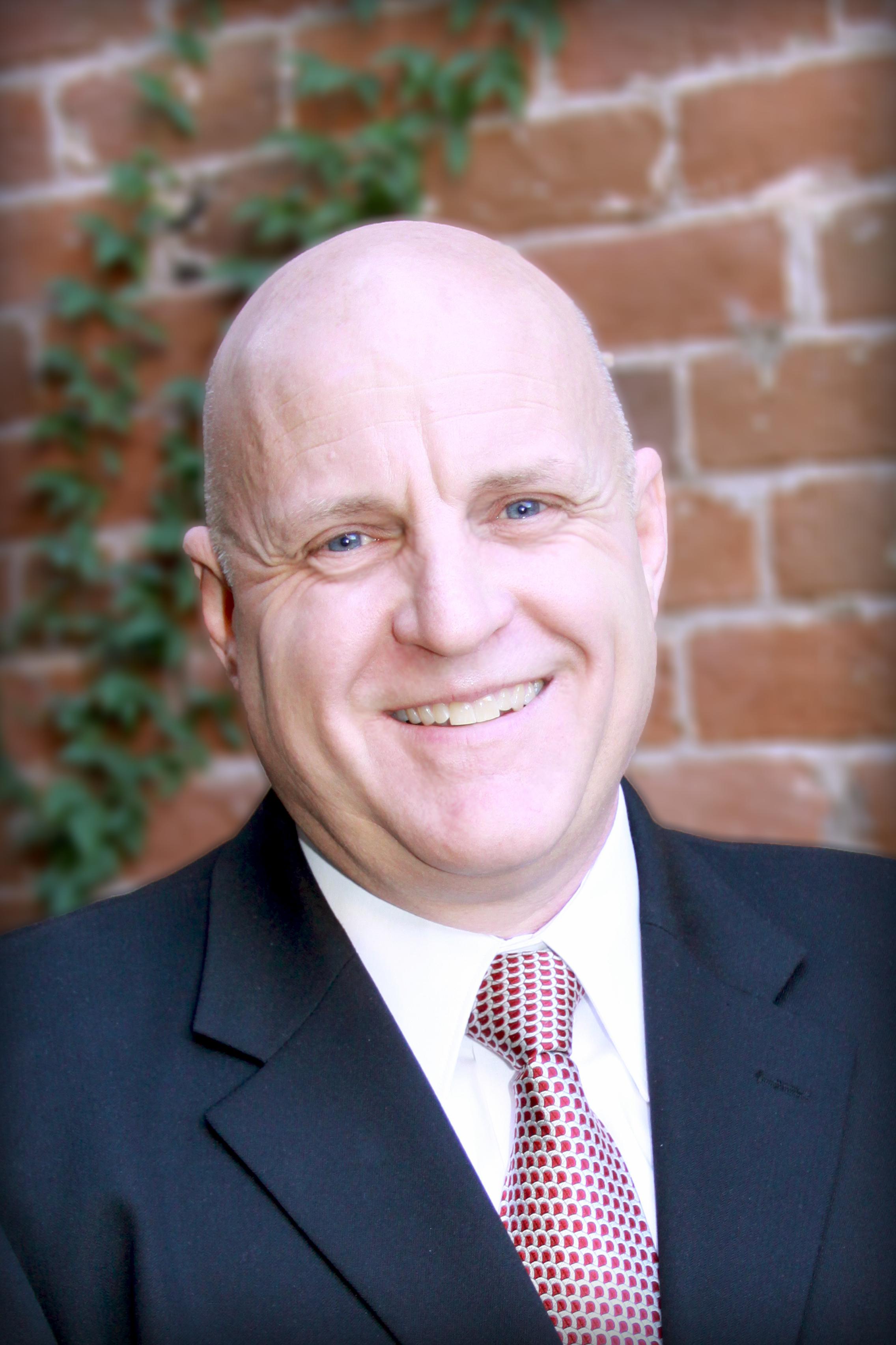 Funeral Director Steve Roseberry