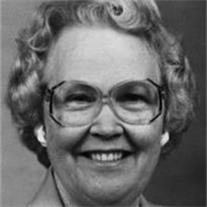 Wanda Mabel  Guthrie