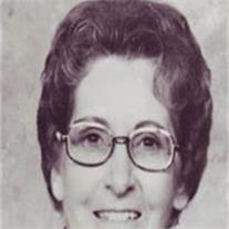 Iris Durfey  Vance