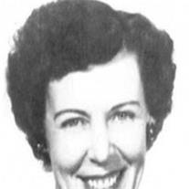 Velma  Roberts