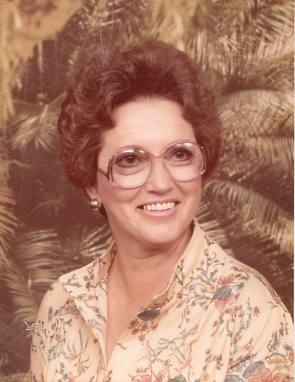 Mary Frances Payne Hill