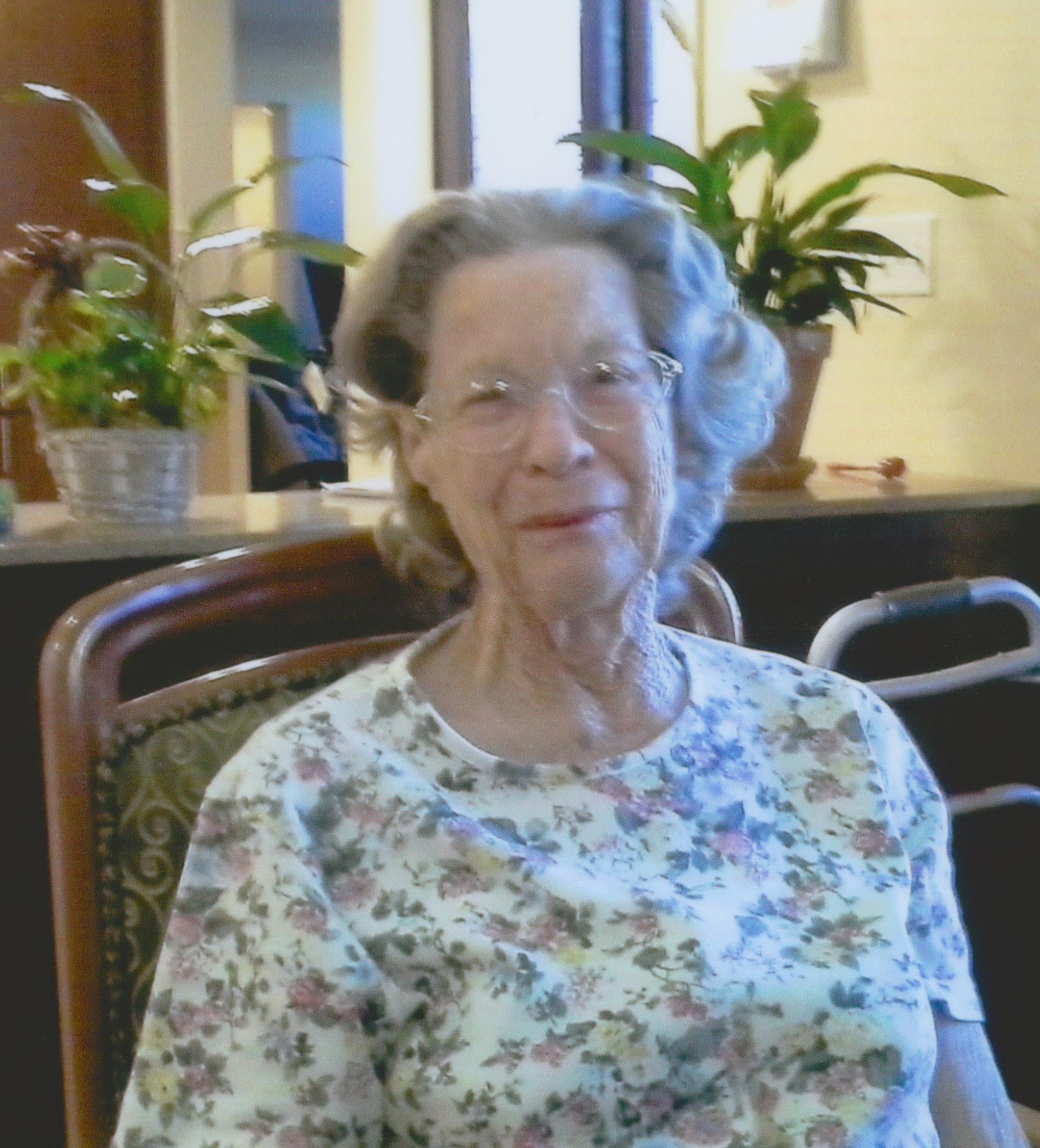 Violet Vyone Corrington