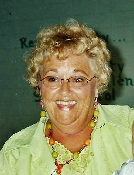 Suzanne Ruth Hoffman