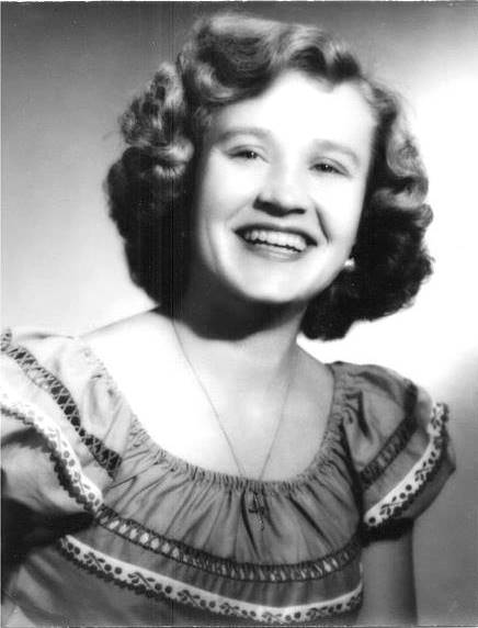 Betty Lou O'Keefe