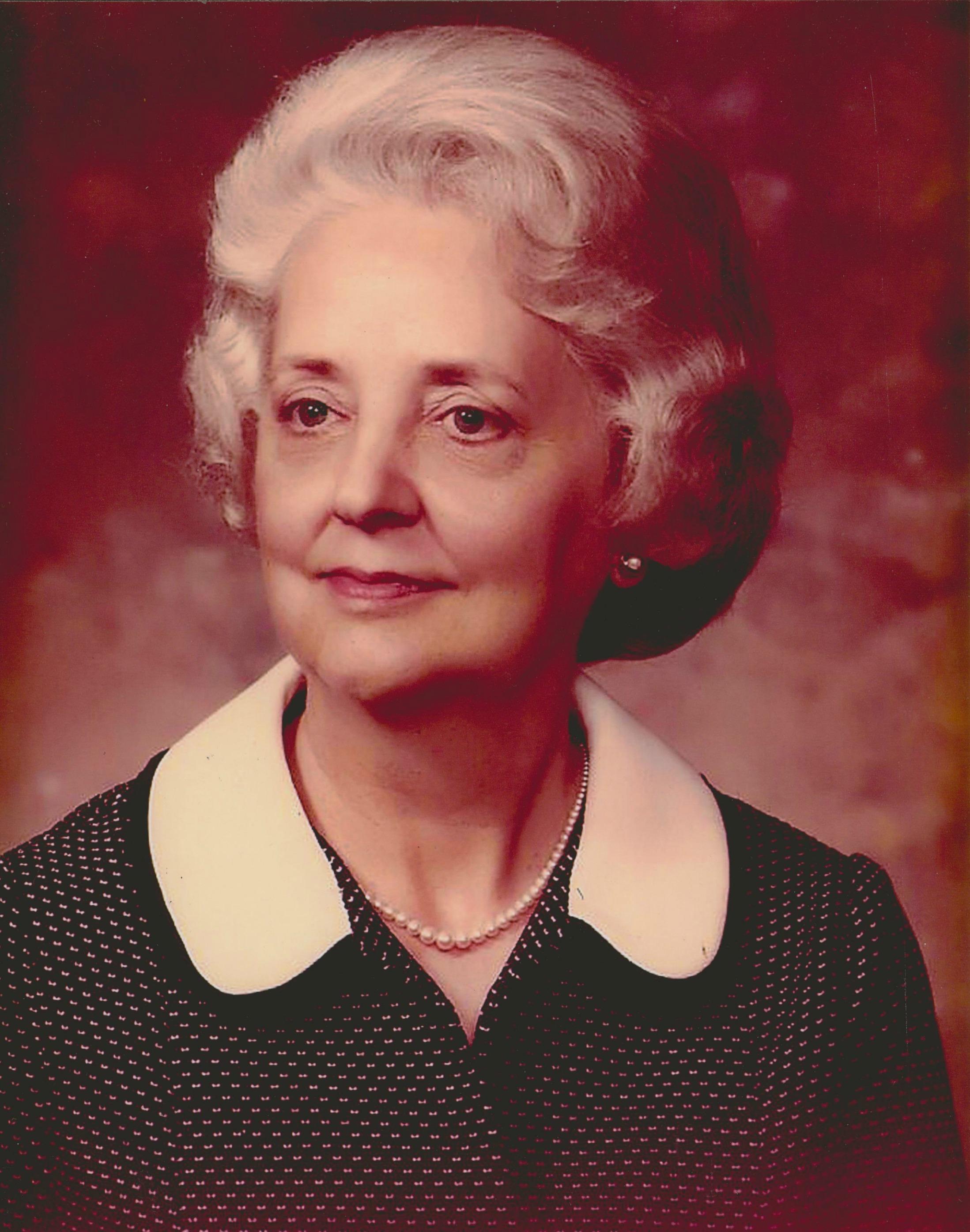 Mary Platt Benson