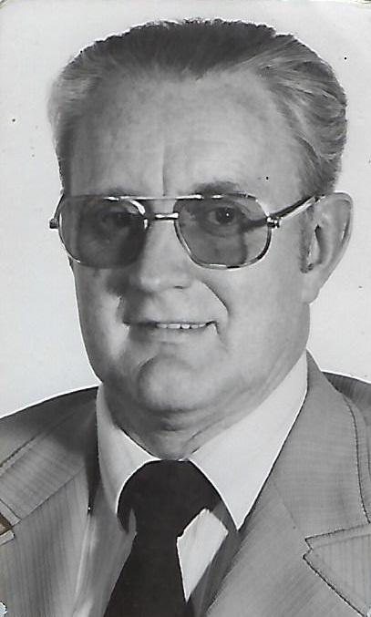 Erwin Albert Standing