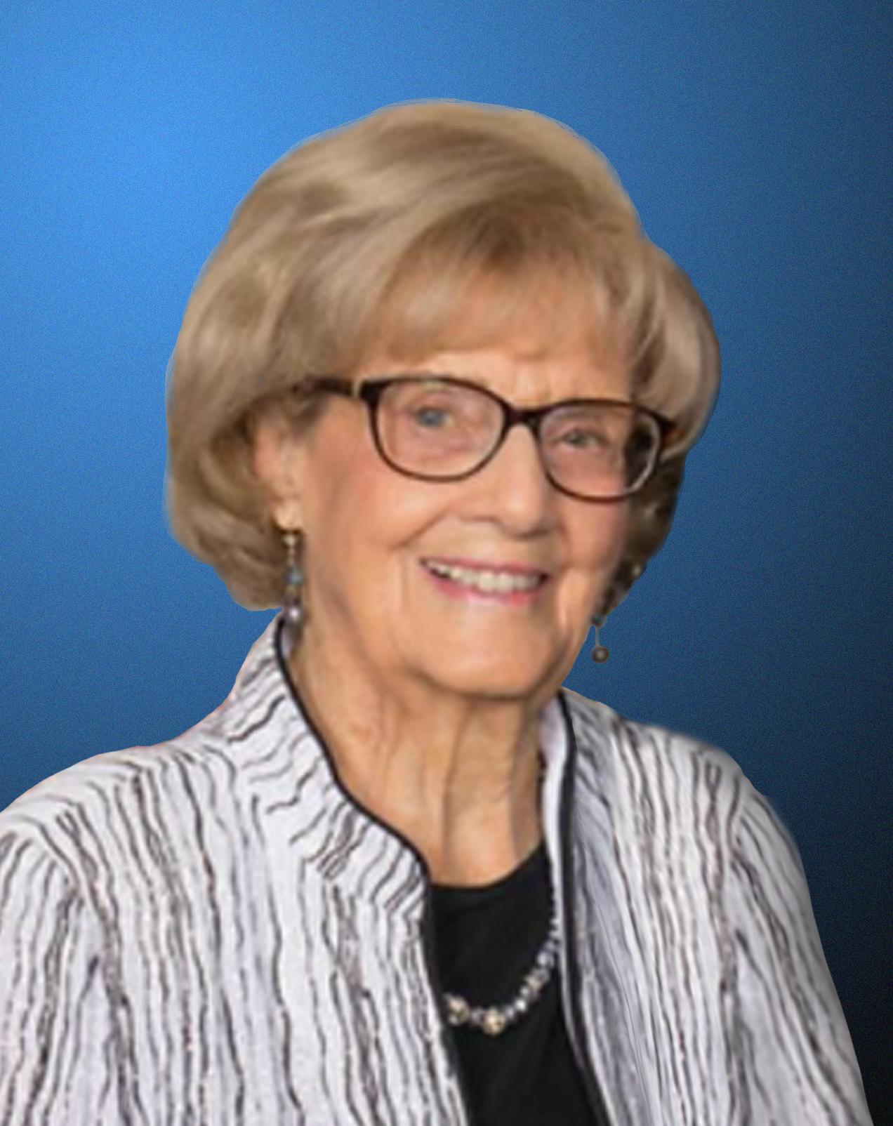 Elizabeth Betty Stine