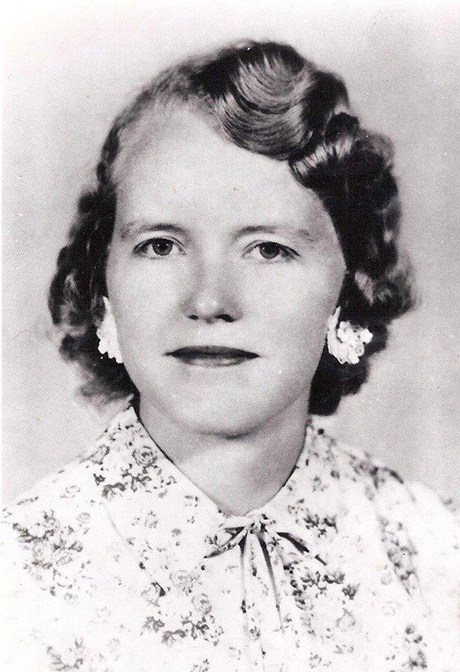 Barbara Mae Stebbing