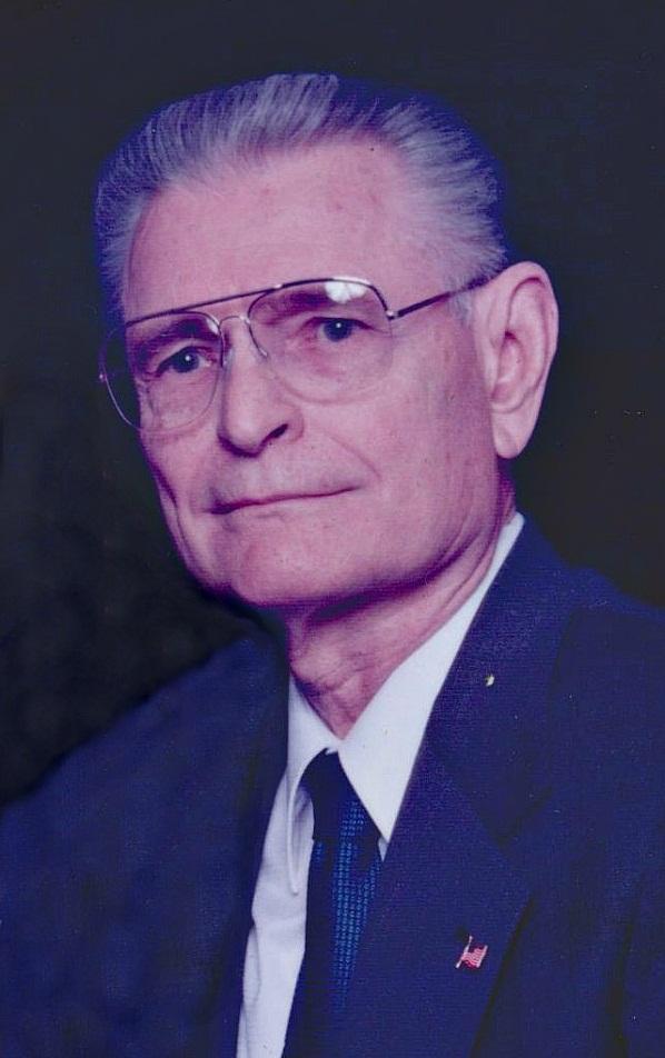 George (Dick) Richard Ridgway Jr