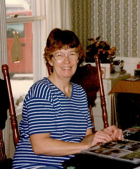 Jeannette Fay Davis