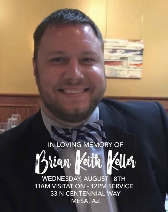 Brian Keith Keller