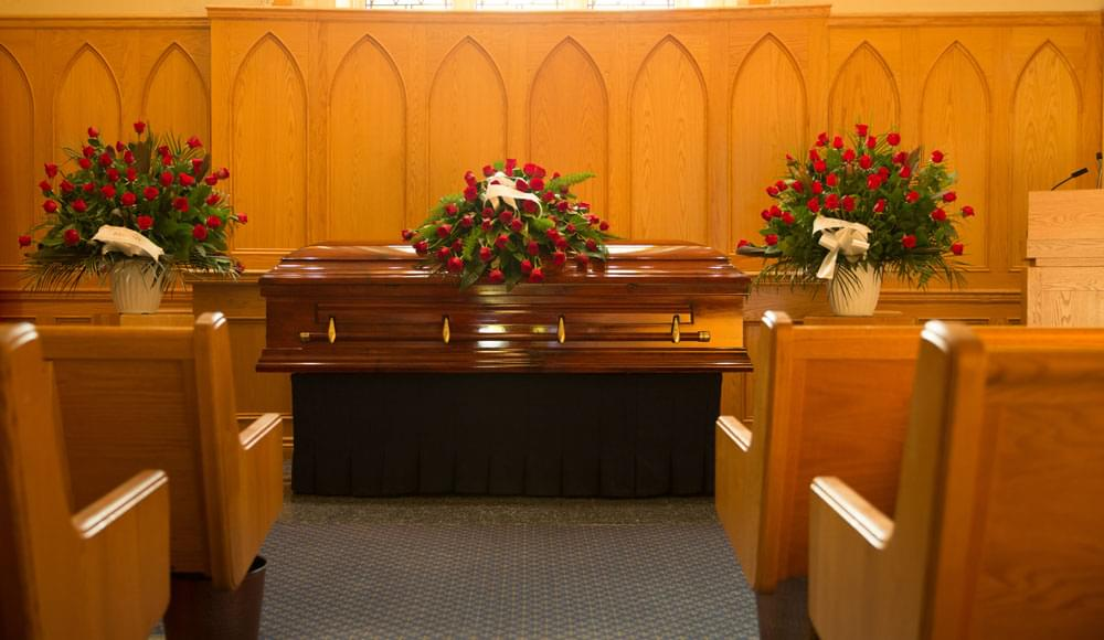 Secular Funeral or Memorial Service