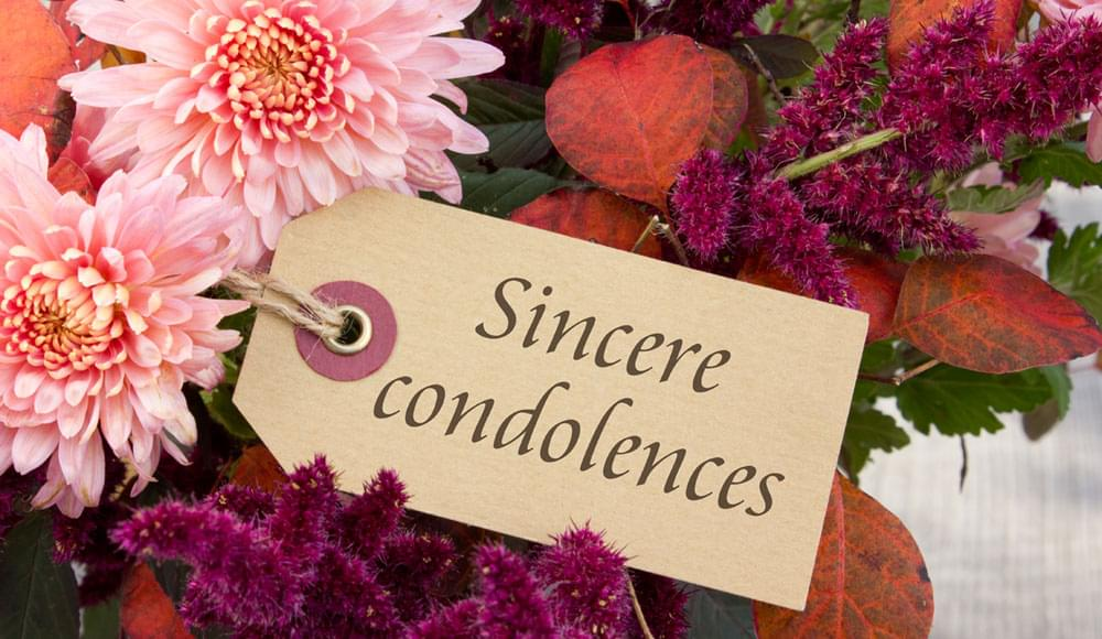 Appropriate Condolence Choices for Nonreligious Funerals