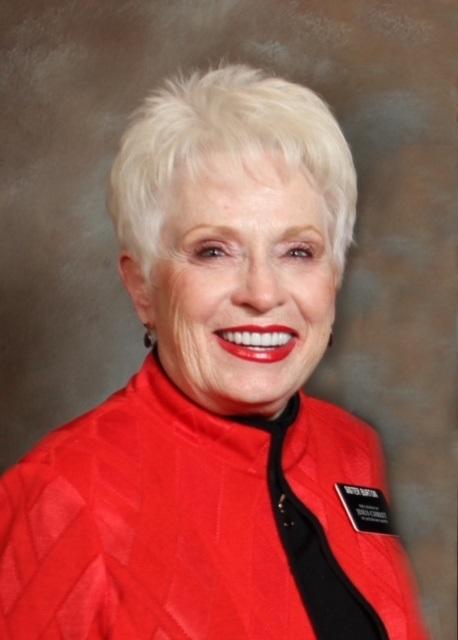 Jacquelyn Carruth Butler Burton