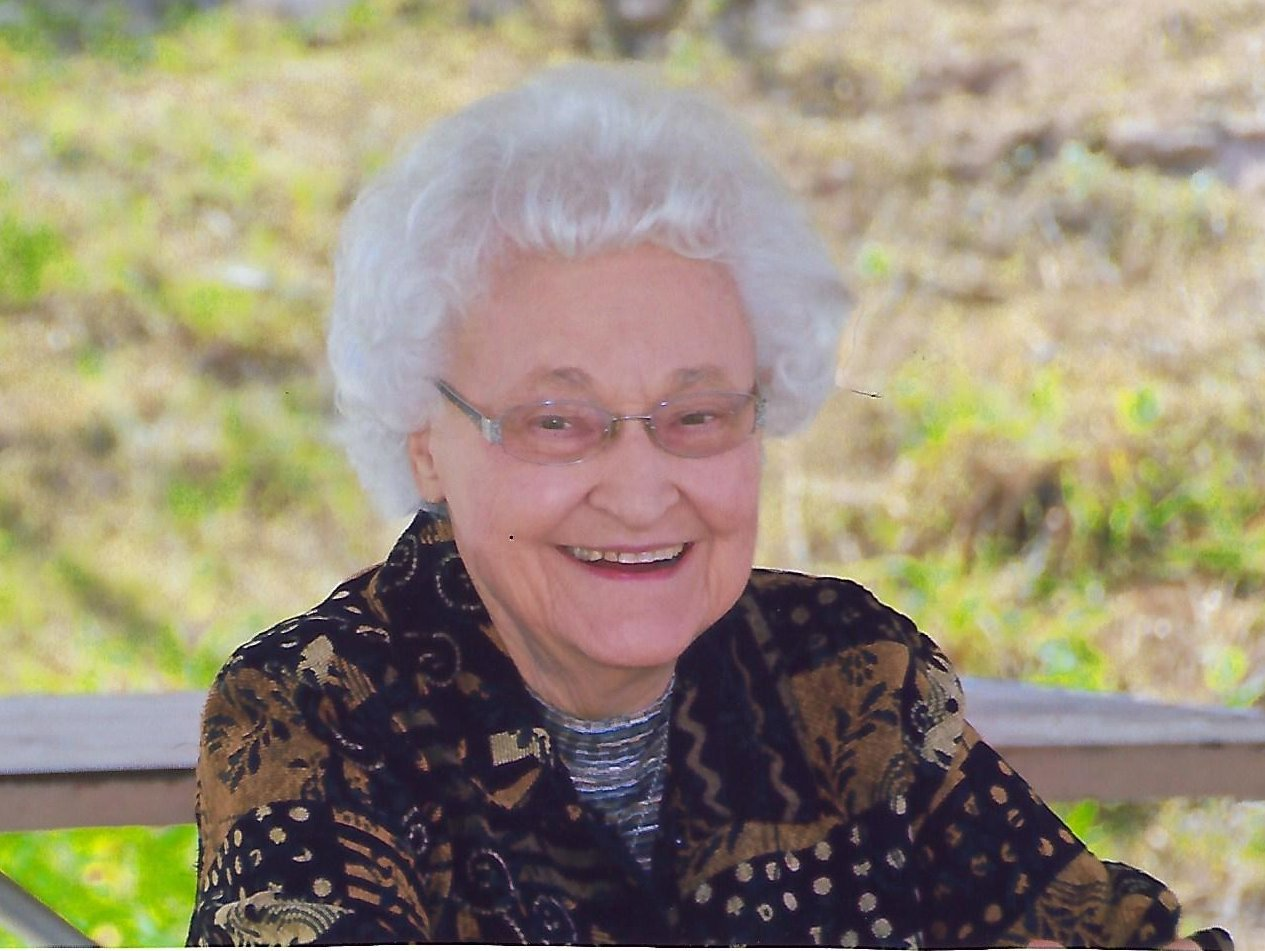 Mary Barbara Jones