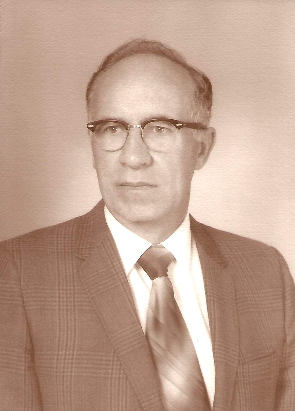Garland Eugene Reser