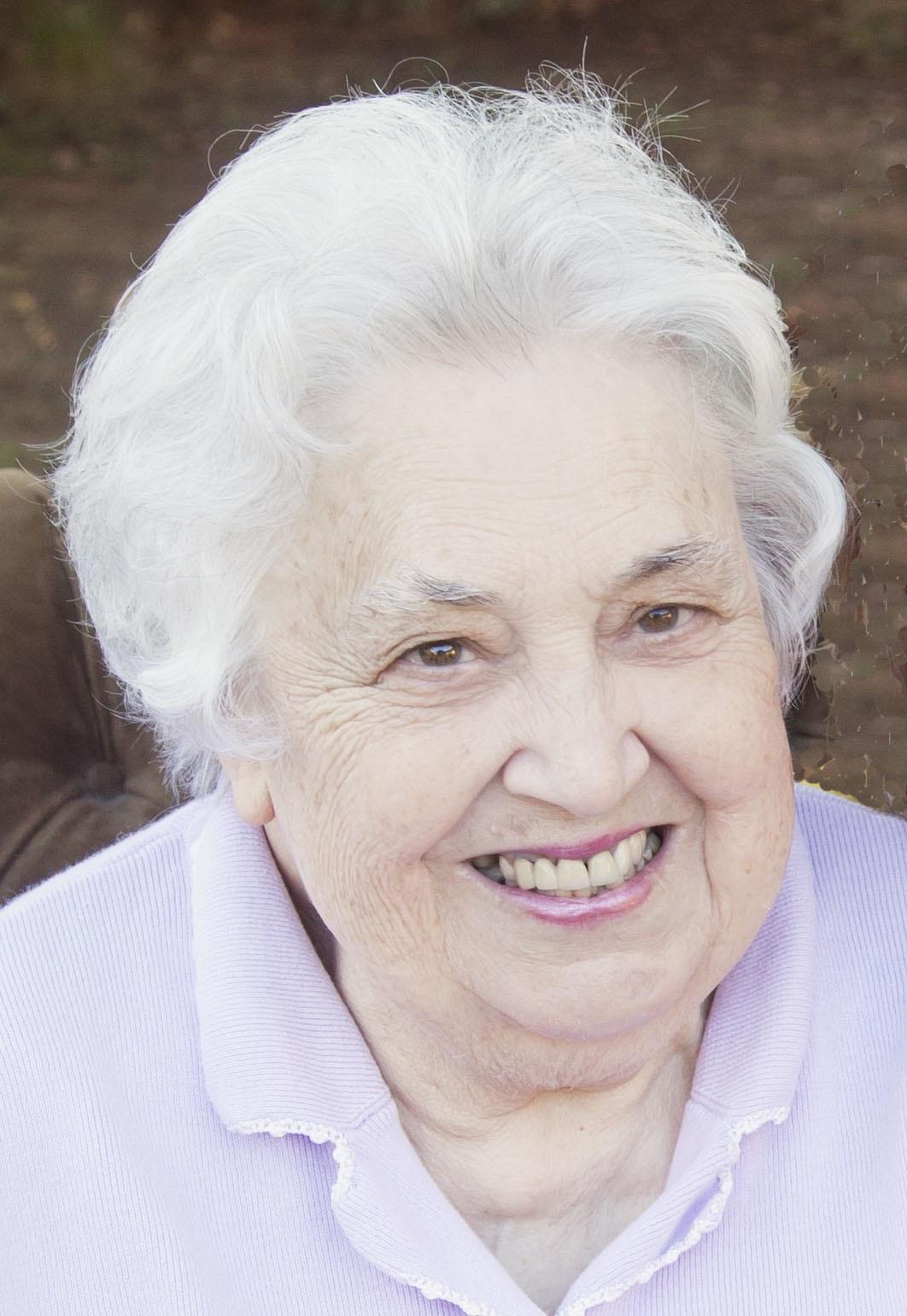 Doris Lamar Jenkins Walker