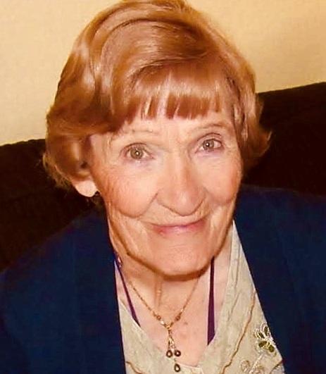 Doris Annie Black Foy