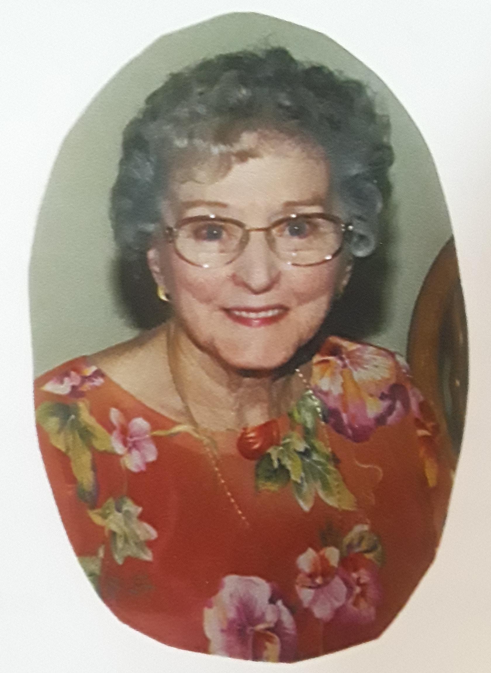 Norma Louise Valentine