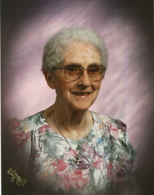 Mildred Robichaud Quill