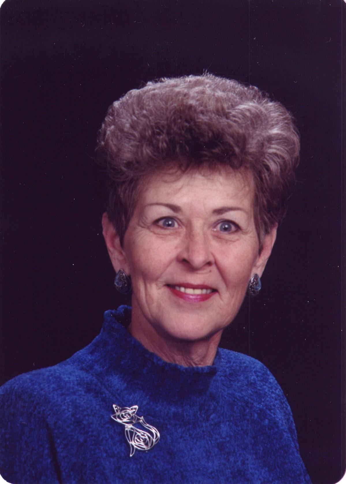 Mary Lou Vickman