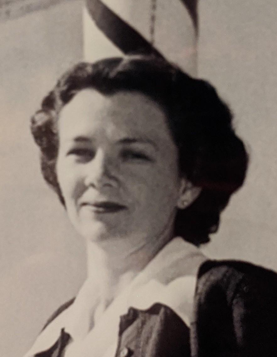 Flossie Bluth Robinson