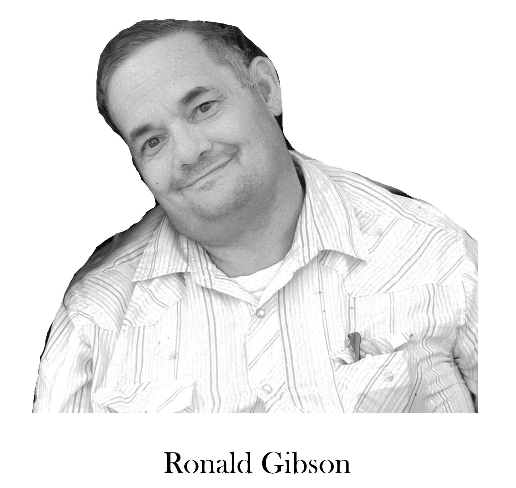 Ronald Eugene Gibson