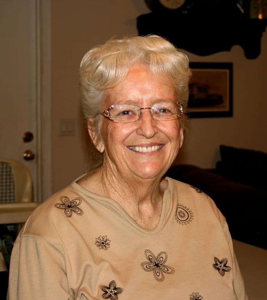 Marilyn Phyllis Gay Olson