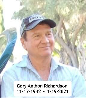 Gary Anthon Richardson