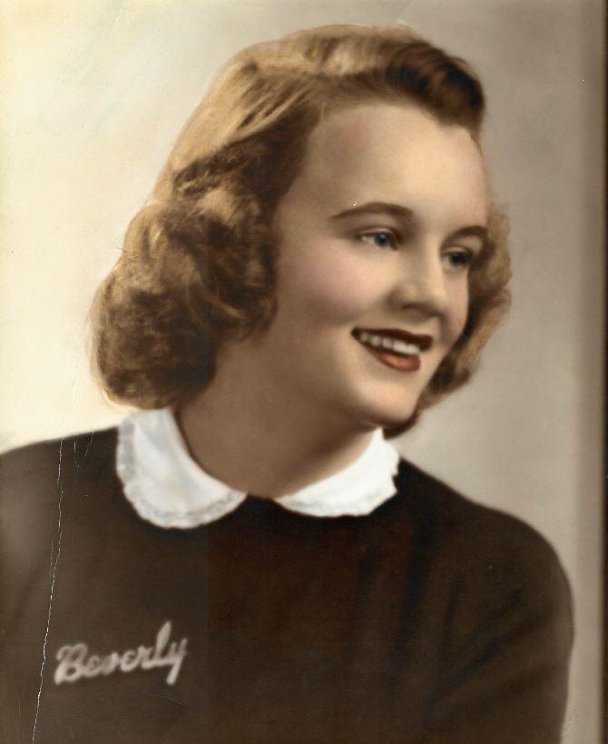 Beverly Fay Knickerbocker