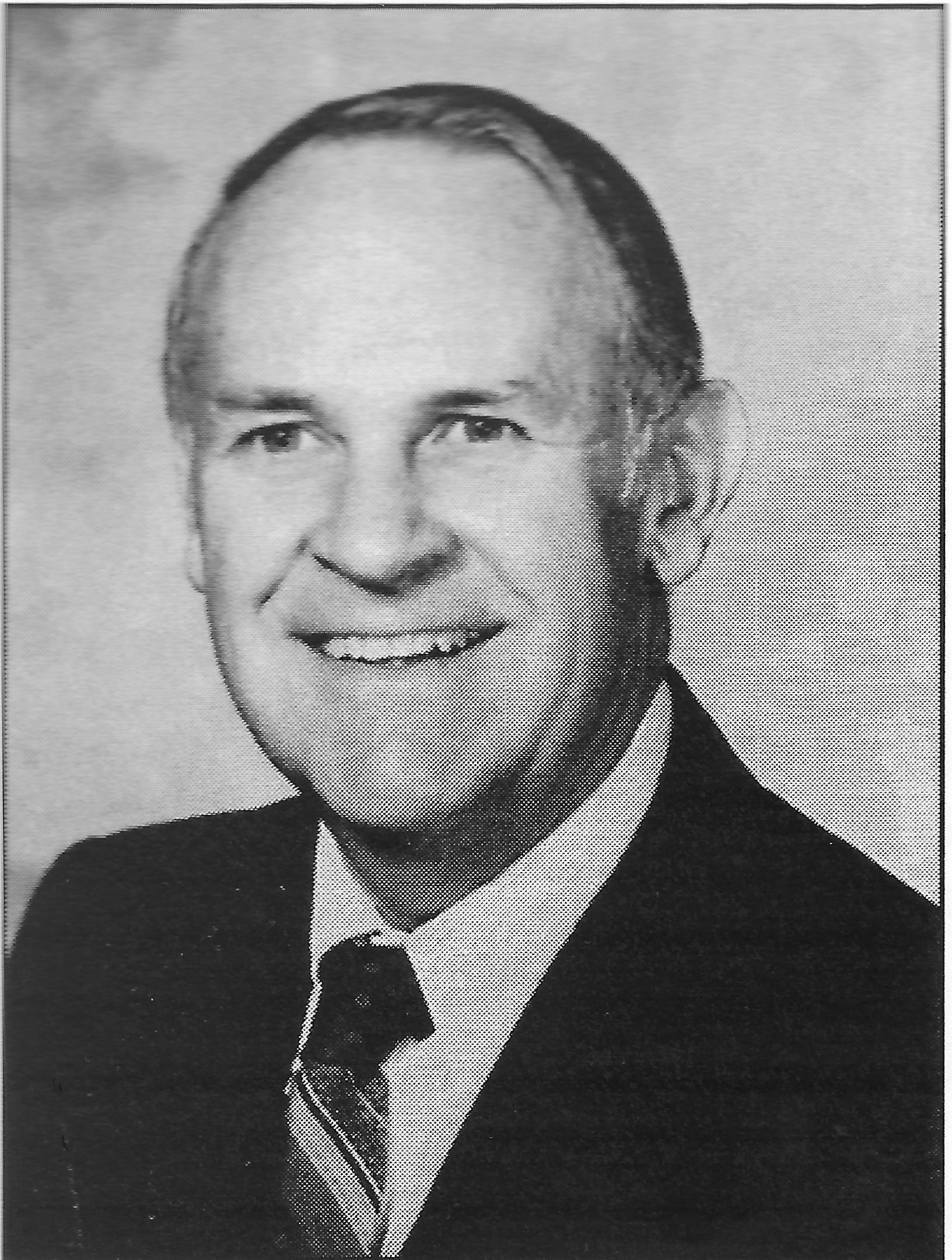 Warren Durling Steffey