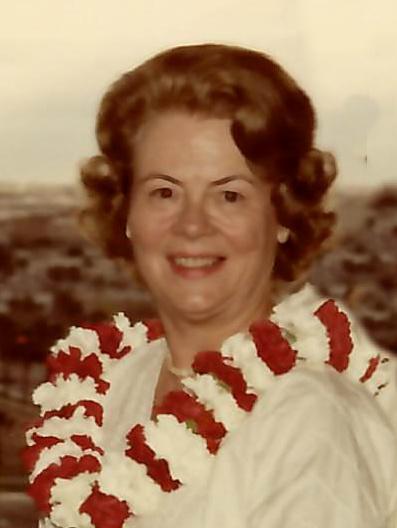 Betty Lorraine Lee