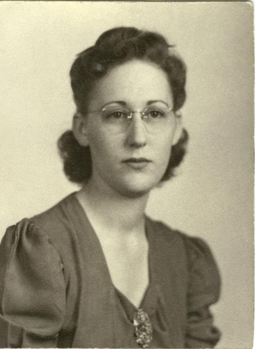 Myrtle Elizabeth Parker