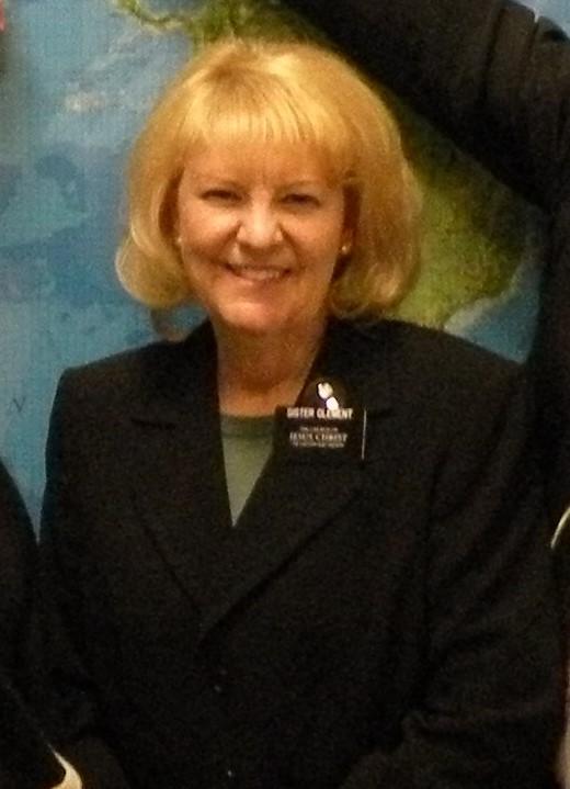 Kathy Ann Clement